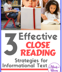 Teach close reading with these tips and strategies.