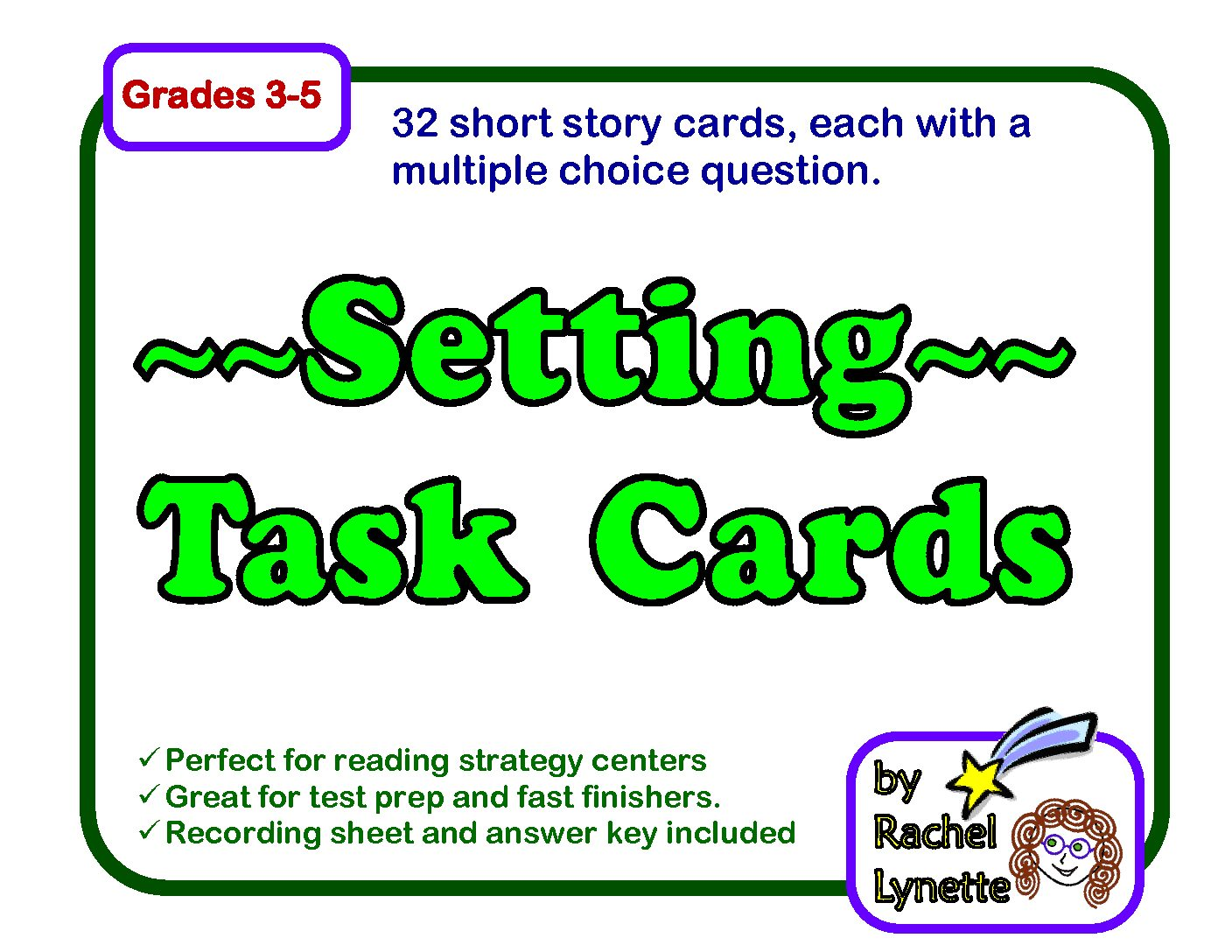 Prediction Task Cards: Short Passages for Practicing Predicting and