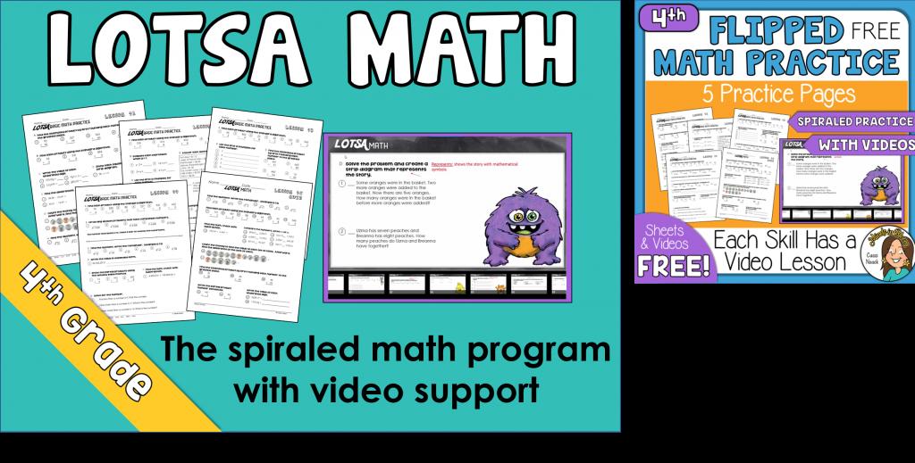 Spiraled Math Practice