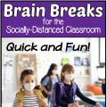 Brain Breaks for social distancing