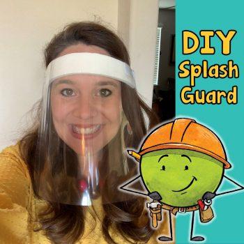 DIY Face Shield