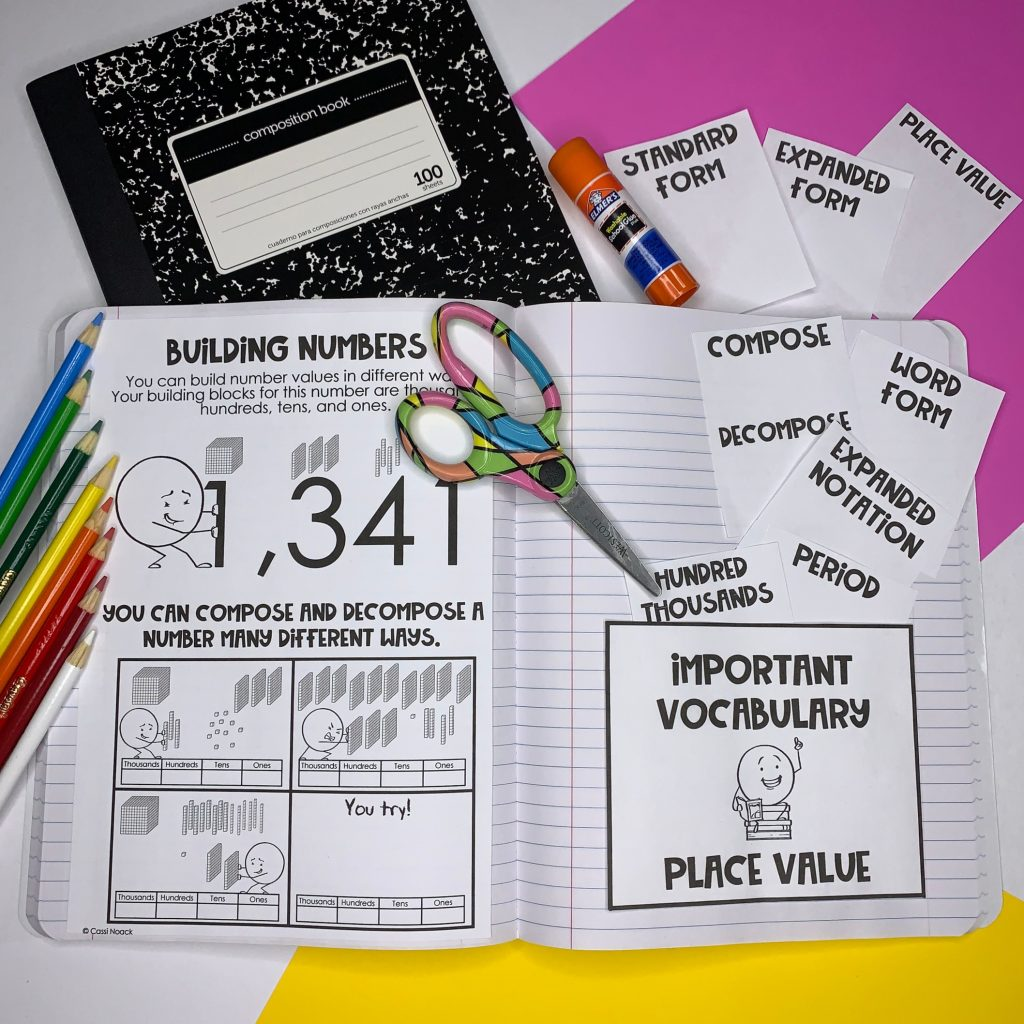 math workshop kits