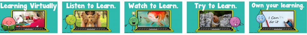 Distance Learning Back-to-School
