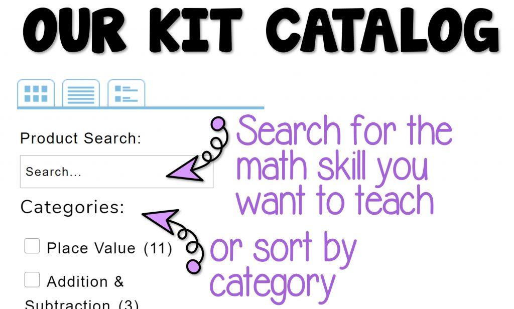 Math Catalog Pics