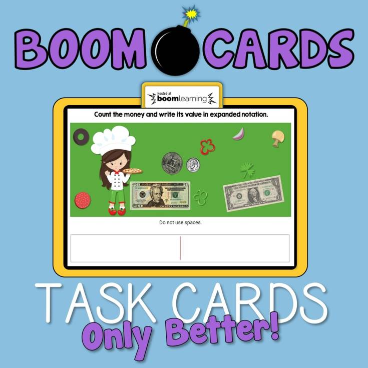 Check Out Our Boom Cards