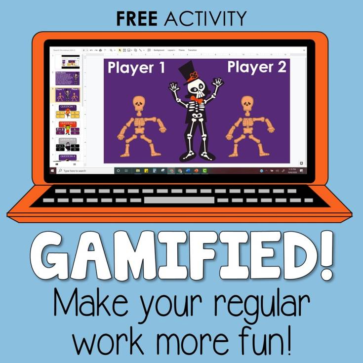 Gamify Your Regular Work with This Activity