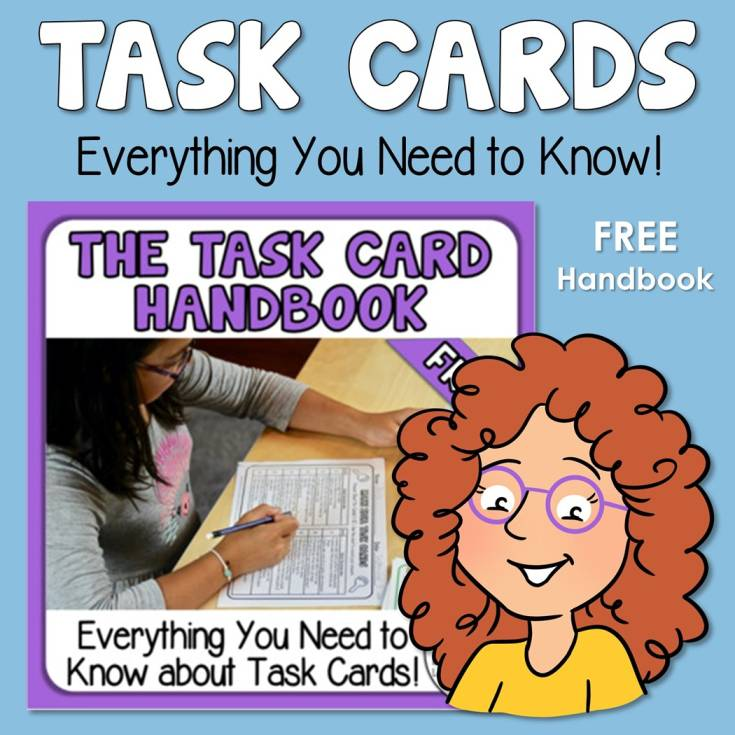 Check Out the Task Card Handbook