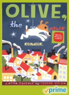 Olive the Other Reindeer Read Aloud