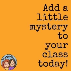 Thanksgiving Mystery Classroom Activity Readers Theater