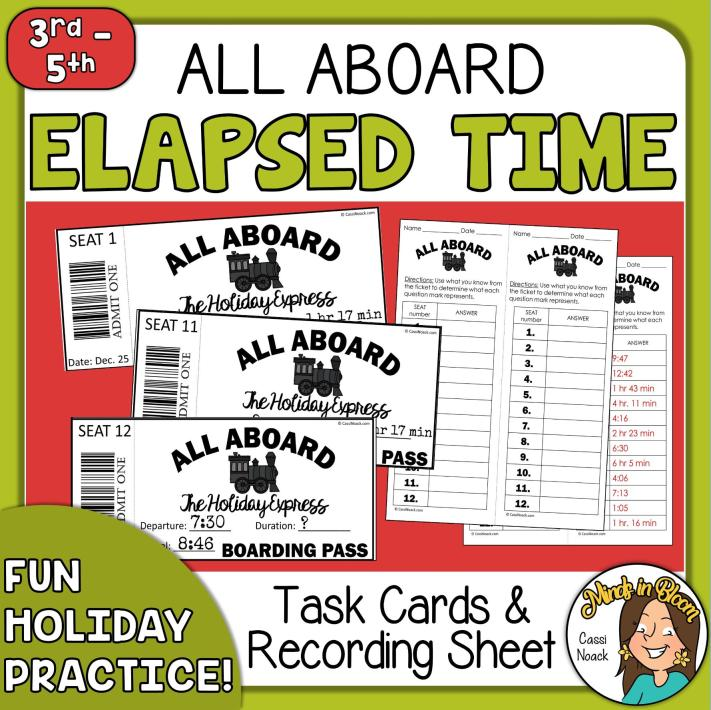 All Aboard Elapsed Time