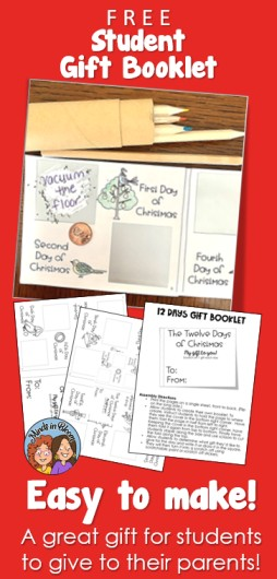 Free Student Gift Booklet