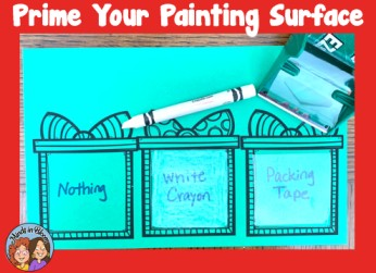 Priming your paint surface for your free student gift