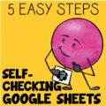 Self-Checking Google Sheets Activity