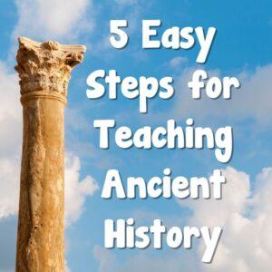 Teaching Ancient History