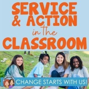 Service Learning in the Classroom