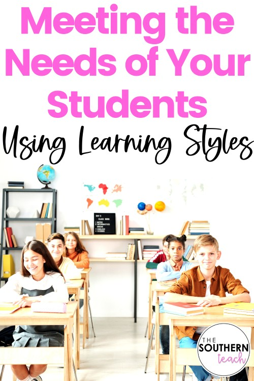 Using Learning Styles in the Classroom