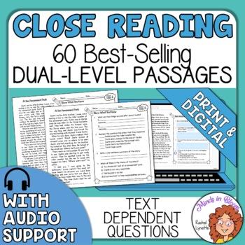 Reading Comprehension oral admin