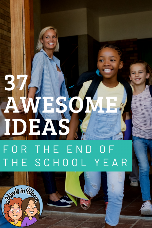 Ideas for the End of the School Year