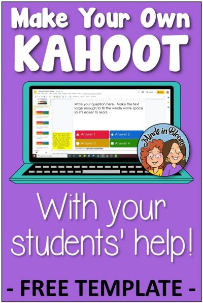 Make a Kahoot